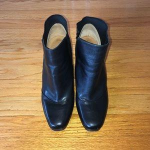 Via Spiga Shoes - Black heel short boot